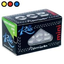 papel ocb mini rolls premium tabaqueria precio mayorista