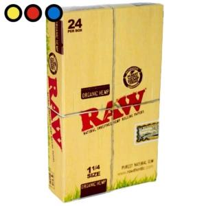 papel raw organic precio online
