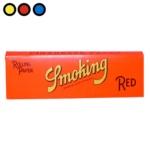 papel smoking red growshop