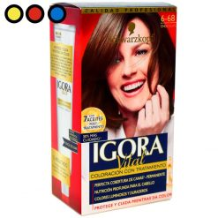 tintura igora chocolate 668 precio online