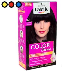 tintura palette castaño oscuro 30 precio