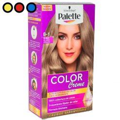 tintura palette rubio ceniza