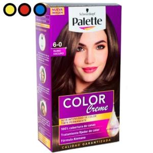 tintura palette rubio oscuro precio