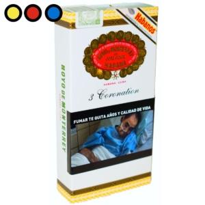 cigarro hoyo monterrey coronation venta