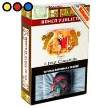 cigarro romeo y julieta churchill petit tabaqueria
