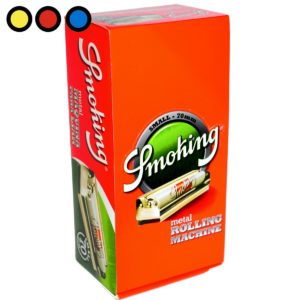 maquina metalica smoking manual cigarrillos