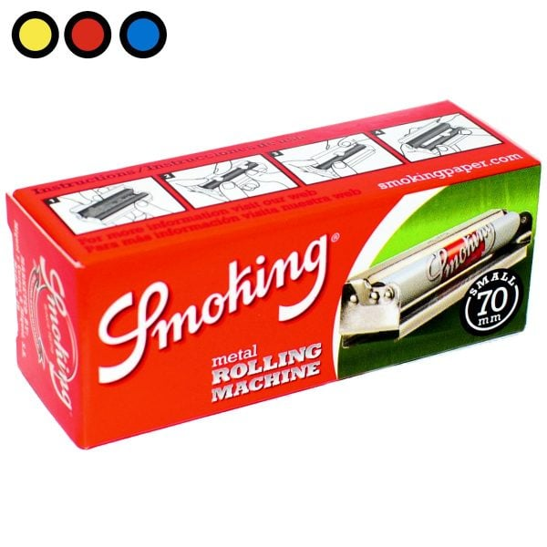 maquina metalica smoking manual precio mayorista