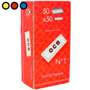 papel ocb blanco 70mm precio