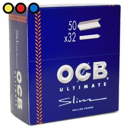 papel ocb ultimate slim precio