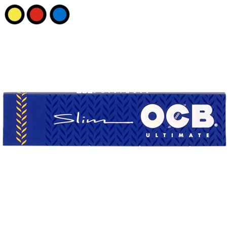 papel ocb ultimate slim venta por mayor
