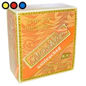 papel pure hemp king size unbleached oferta