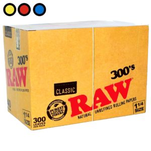 papel raw 300 classic