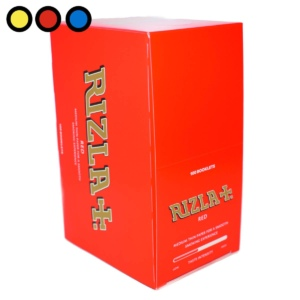 papel rizla red booklets venta