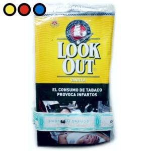 tabaco look out vainilla precio por mayor