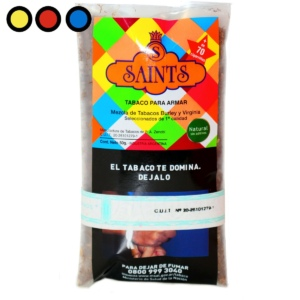 tabaco saints natural 50gr. prec io