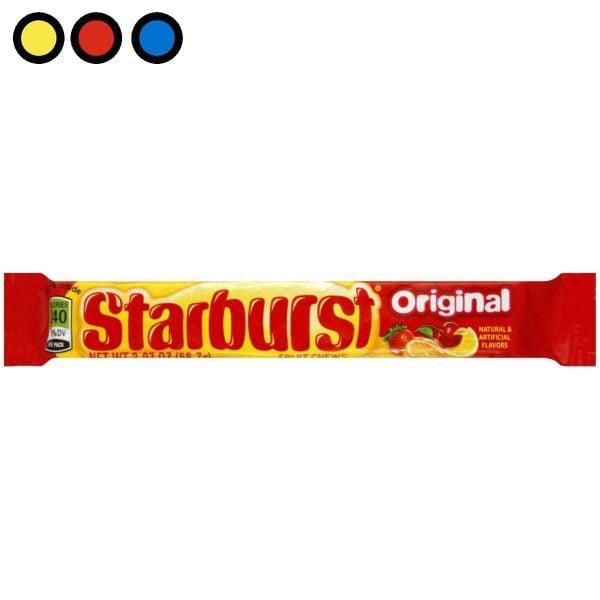 caramelos starburst precio mayorista