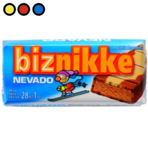 chocolate biznike nevado mayorista