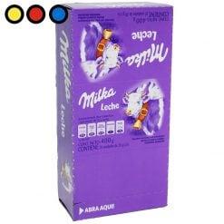 chocolate milka con leche venta
