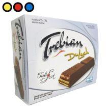 chocolate trebian dulce de leche oferta