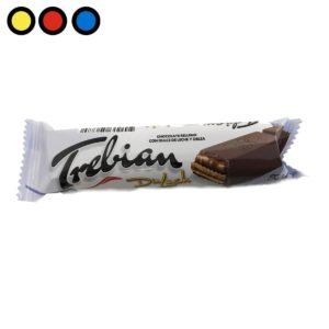 chocolate trebian dulce de leche venta