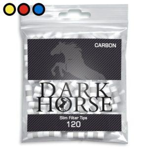 filtros dark horse carbon precio