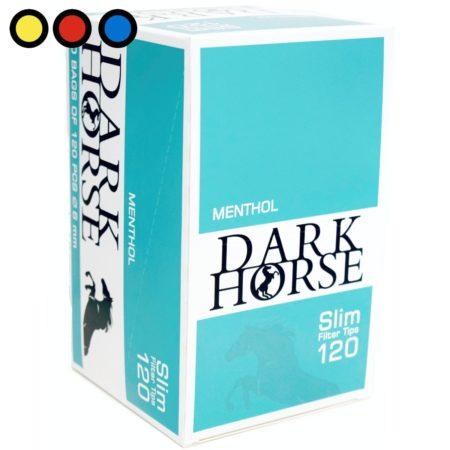 filtros dark horse mentol precio por mayor