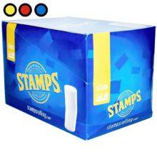 filtros stamps slim 120u fumador