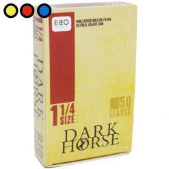 papel dark horse bio