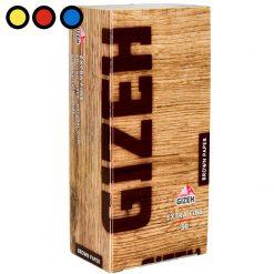 papel gizeh brown growshop