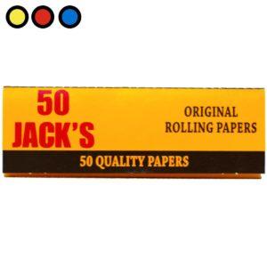 papel jacks fumar