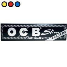papel ocb slim premium 110mm tips precio por mayor