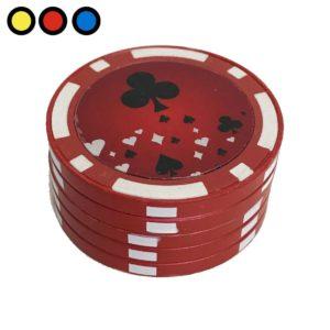 picador ficha poker 2 partes growshop fumador