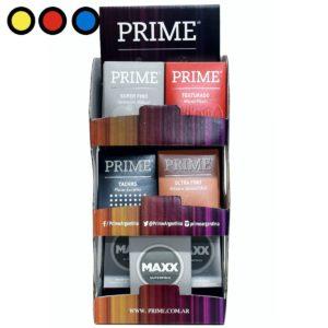preservativo prime exhibidor precio mayorista