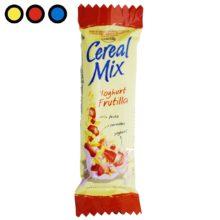 cereal mix yoghurt frutilla precio online