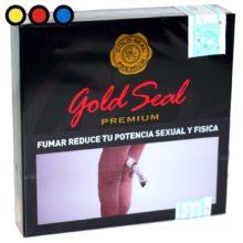 cigarros gold seal premium 20