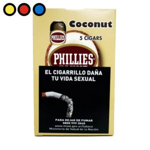 cigarros phillies blunt coco
