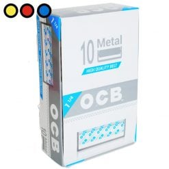 maquina manual ocb metalica precio