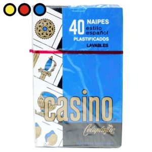 naipes casino 40 venta online