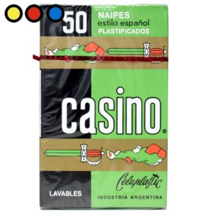 Naipes casino 50 venta
