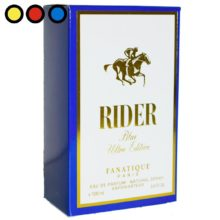 perfume fanatique paris rider blue venta online