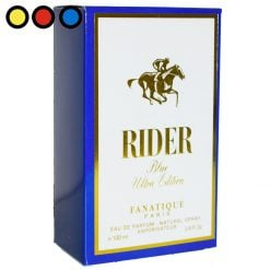 perfume fanatique paris rider blue venta online