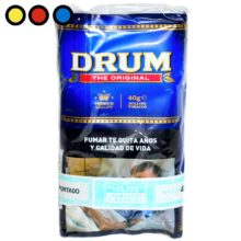 tabaco drum 40gr