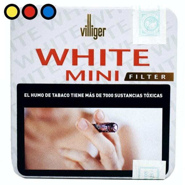 villiger white mini cigarro