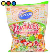 caramelos arcor frutales precios