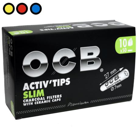 filtros ocb activ tips