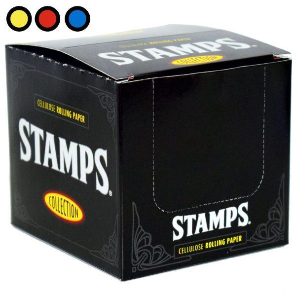 papel celulosa stamps transparente precio venta
