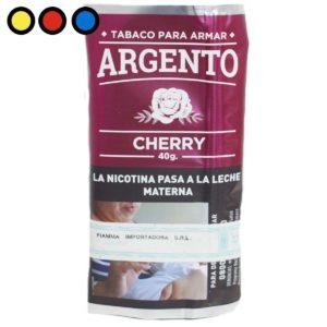 tabaco argento cherry precio online