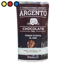 tabaco argento chocolate precio por mayor