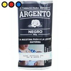 tabaco argento negro precio