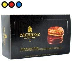 alfajor cachafaz chocolate venta online